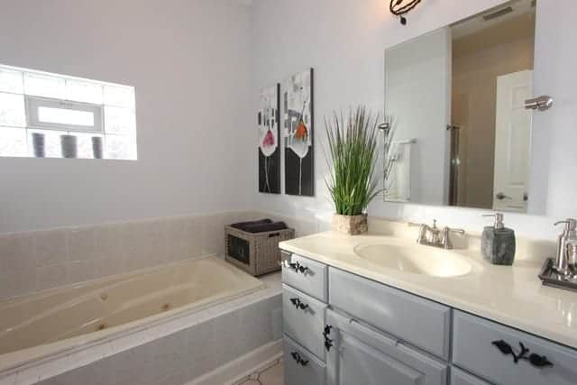 Bathroom Cleaning- Monroe Ave. Brookfield, IL 60513