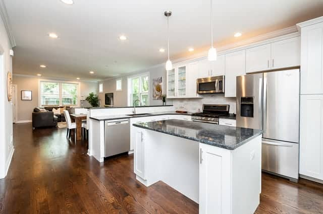 Kitchen Cleaning- Jackson Ave. Brookfield, IL 60513